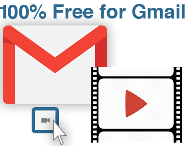 100% Free for Gmail